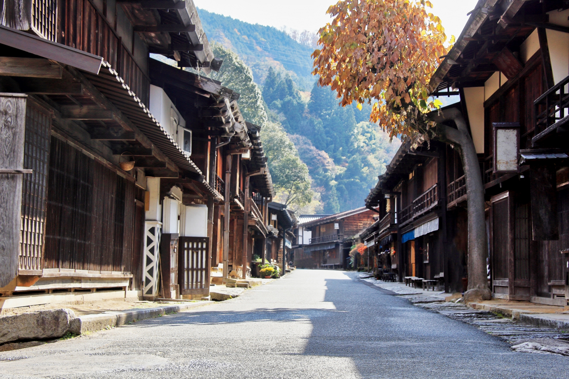 The Nakasendo Trail