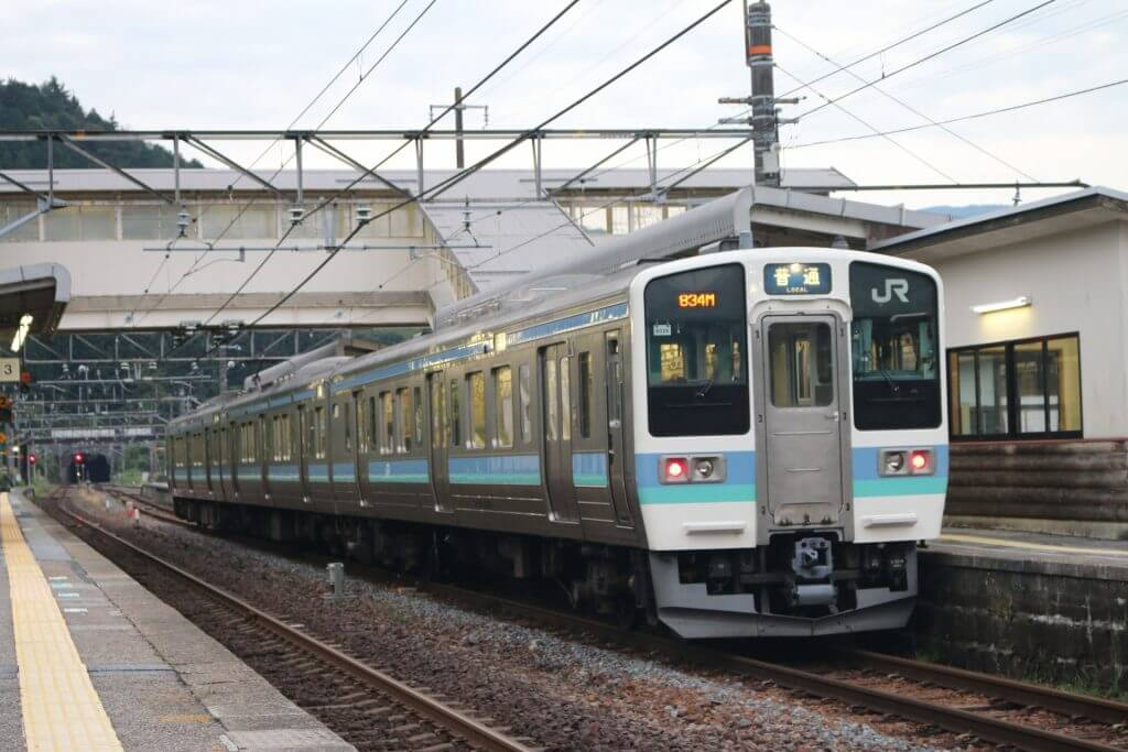 nagano-station-train