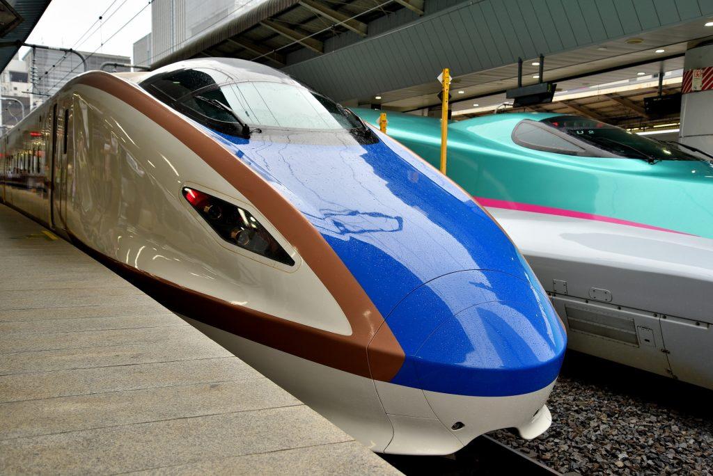hokuriku-shinkansen-kanazawa-station