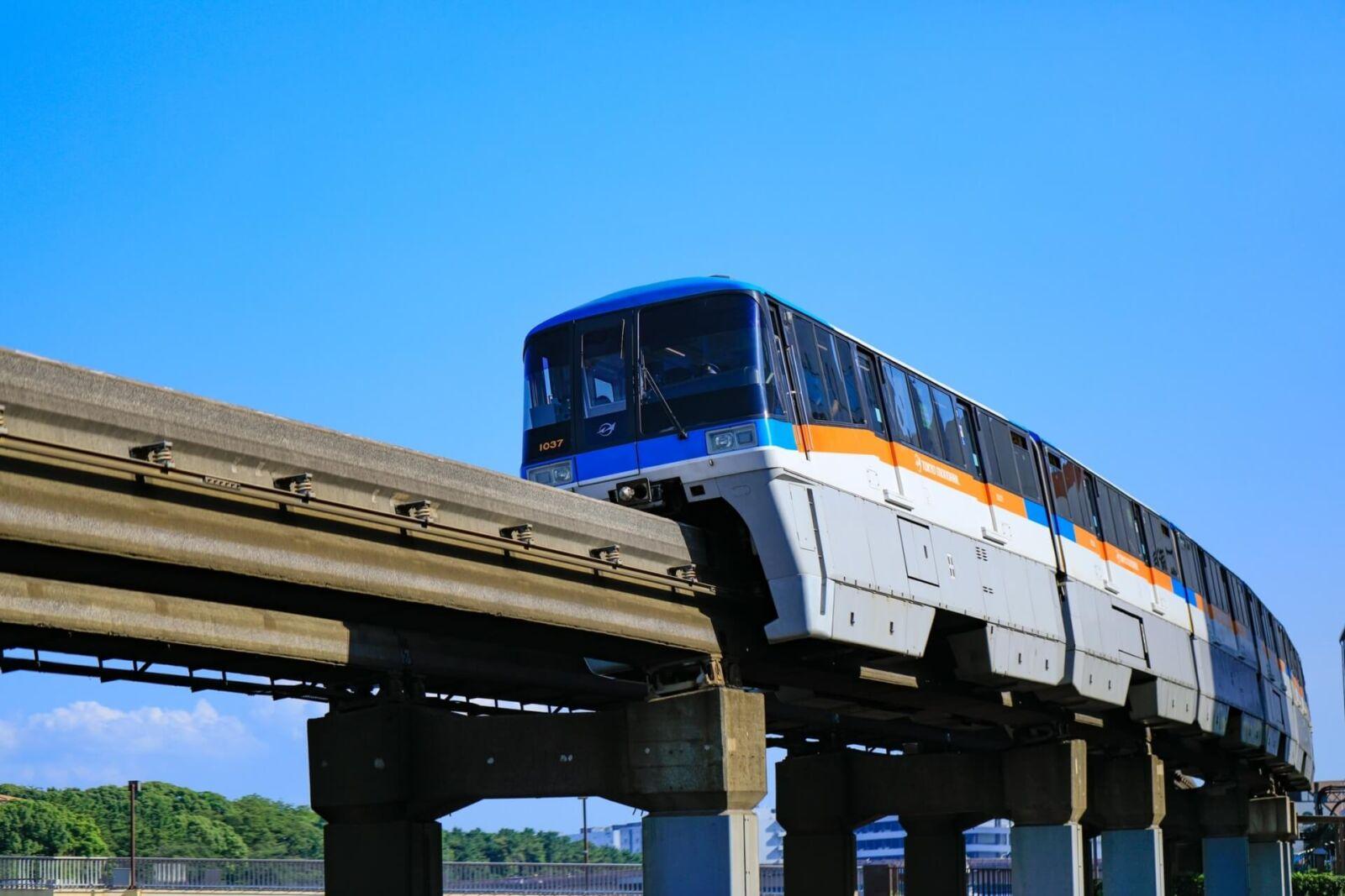 tokyo-monorail