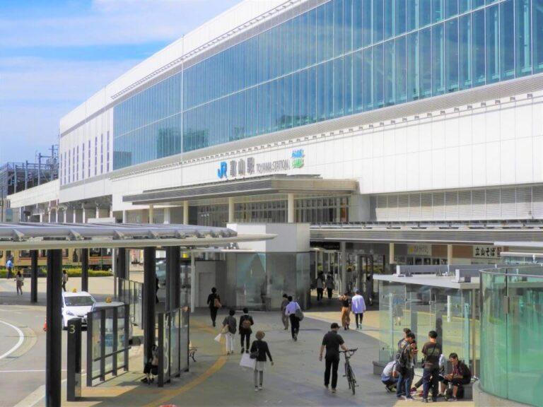 toyama-station