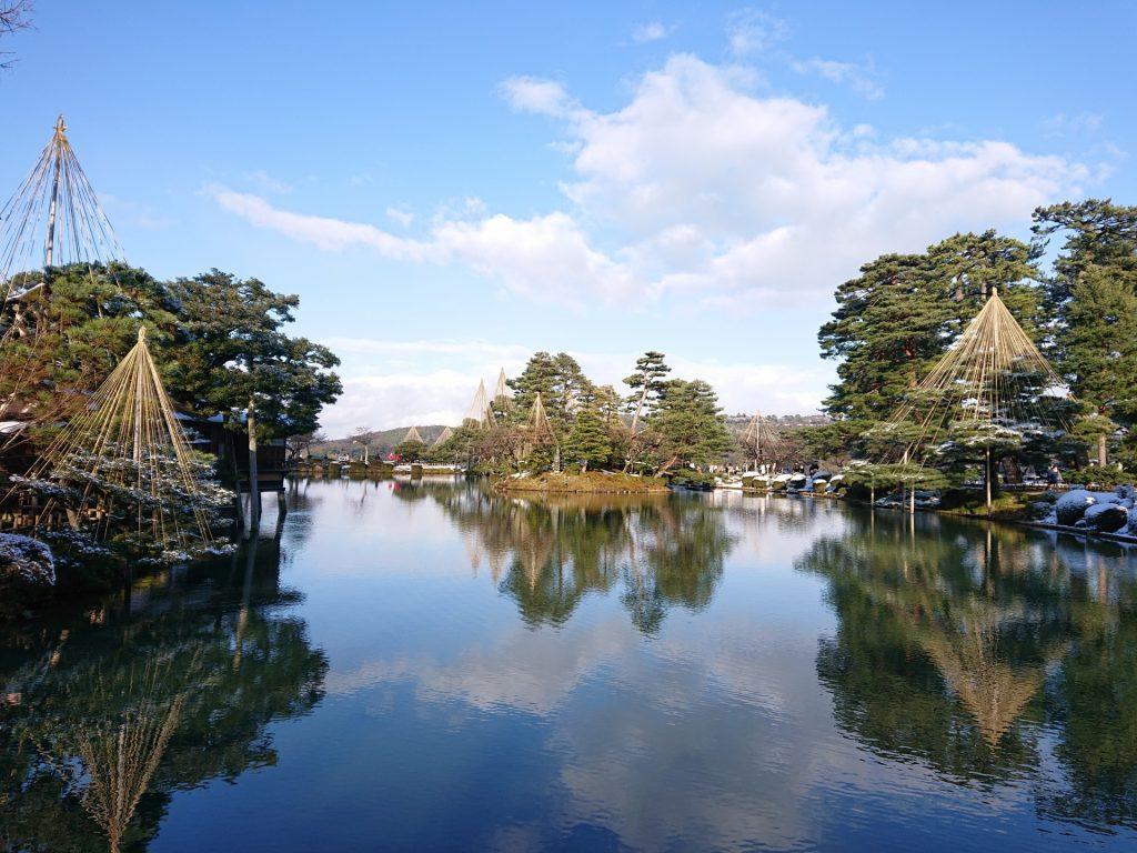 kanazawa-kenrokuen