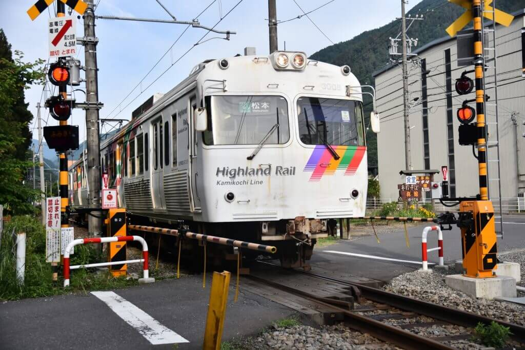 kamikochi-line