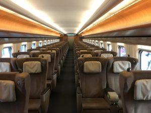 Shinkansen-Green-Class
