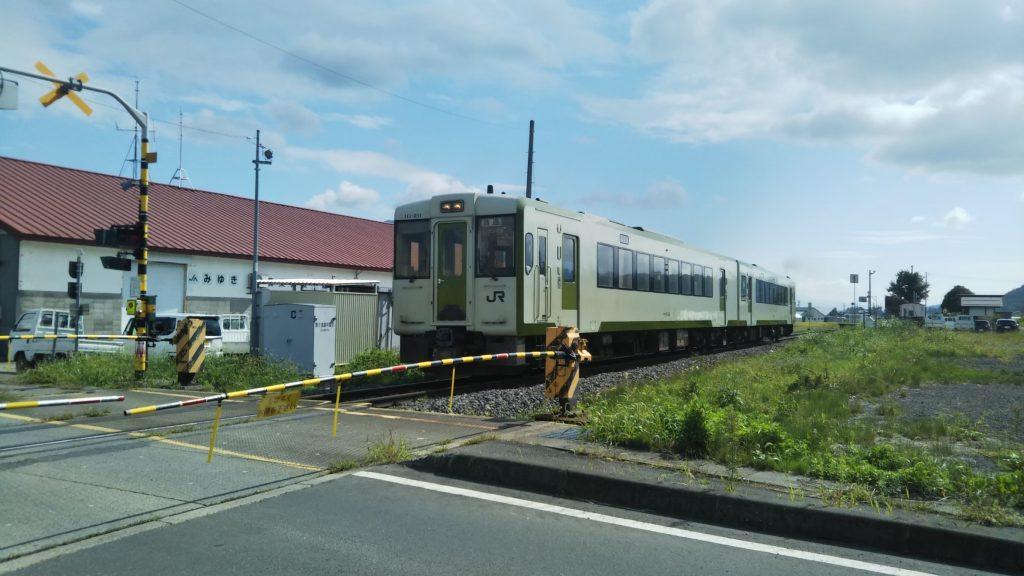 iiyama-line-local-train