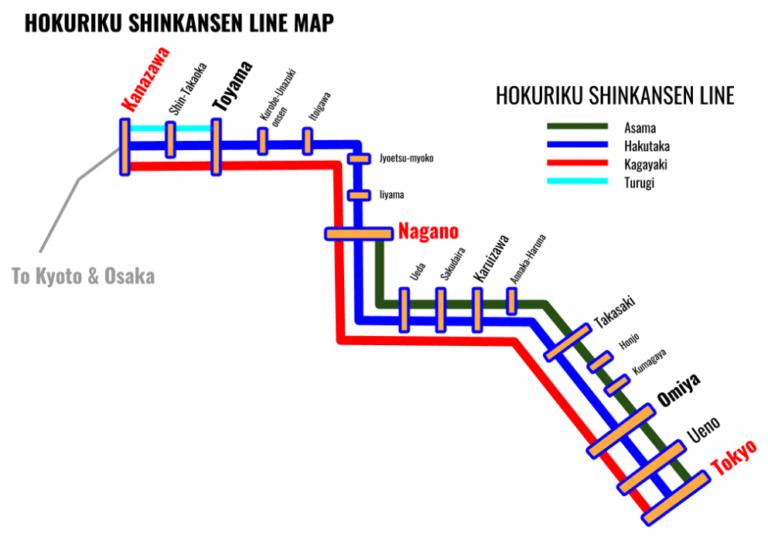 HOKURIKU-SHINKANSEN-LINE-MAP