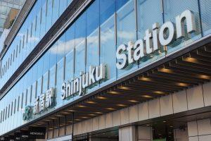 shinjuku-station