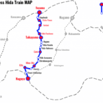 Limited-Express-Hida-Train-MAP