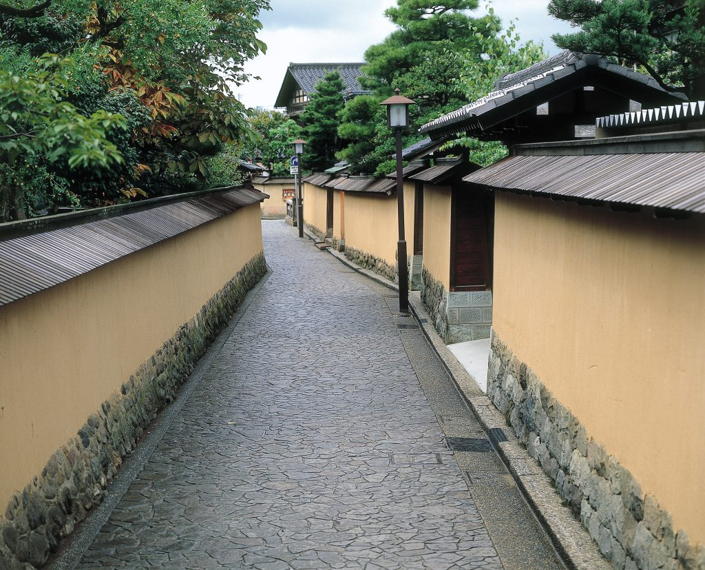 Nagamachi-Samurai-District-kanazawa
