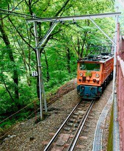 kurobe-railway