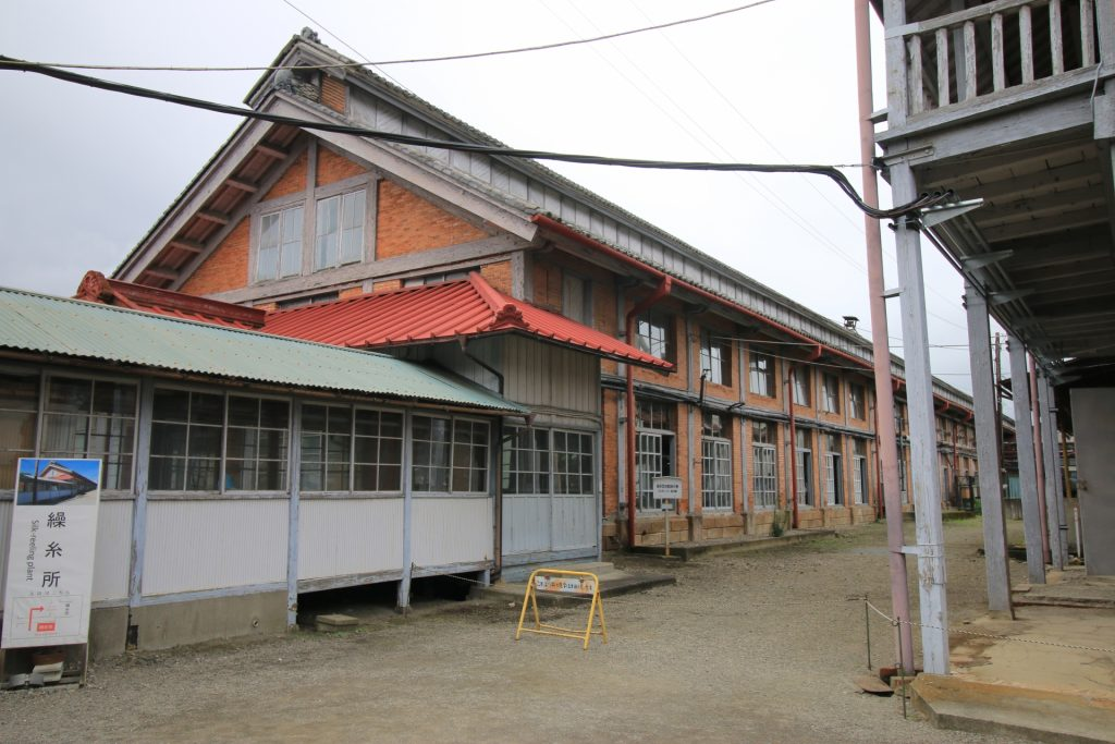 Tomioka-Silk-Mill-gunma