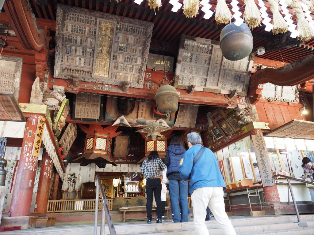 Fujiyoshida-Sengen-Shrine