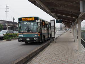 Karuizawa-Station-Bus-Terminal