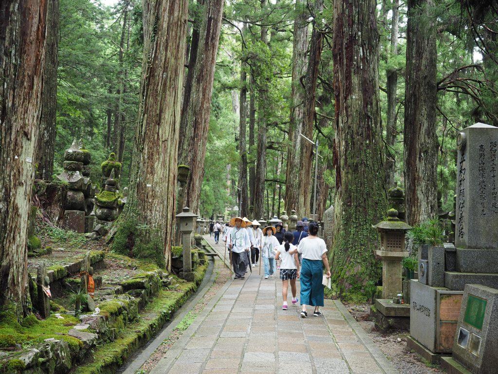 Mount-Koya-koyasan-Okunoin-Temple