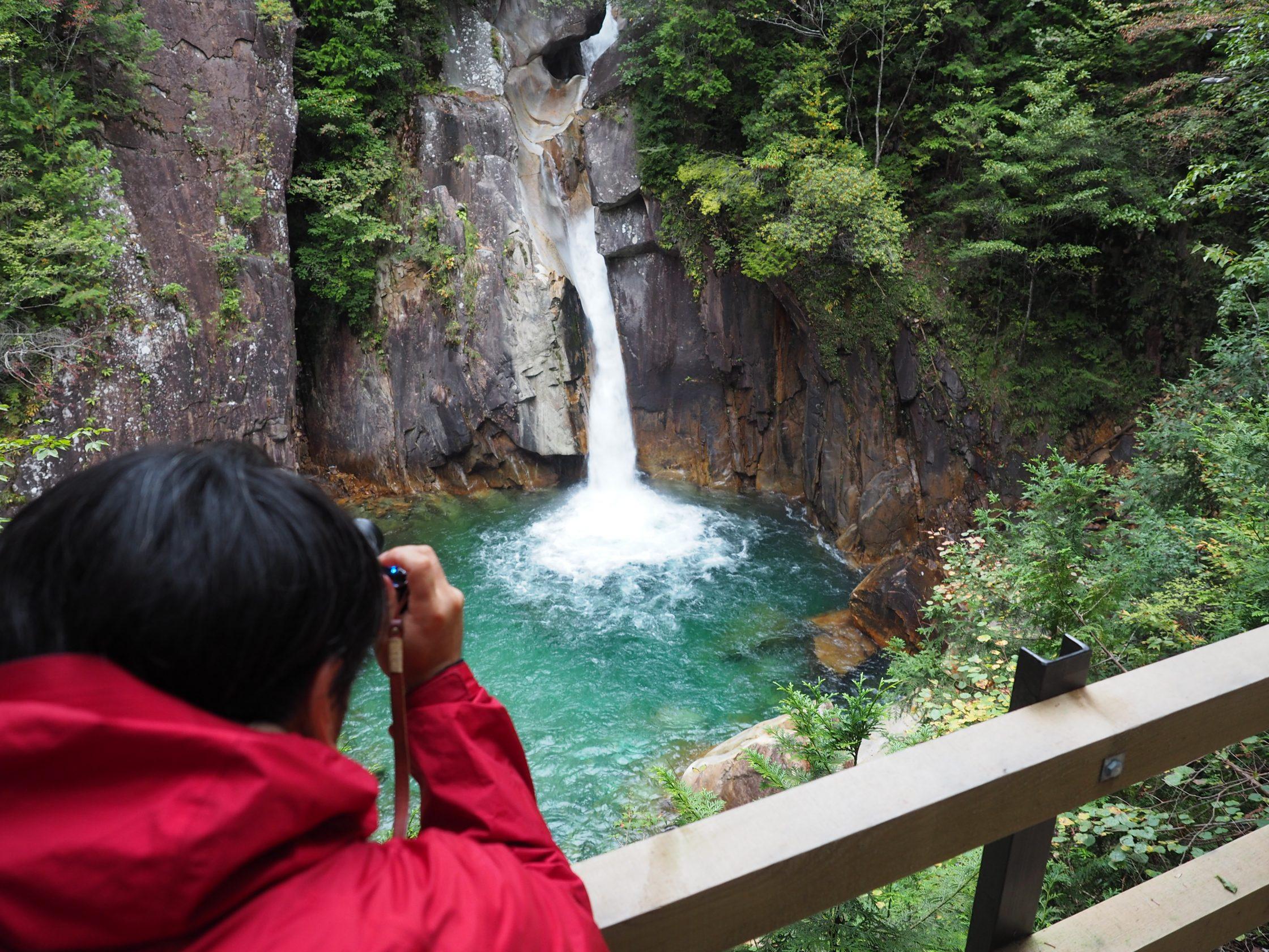 Kiso Ontake Mountain Range