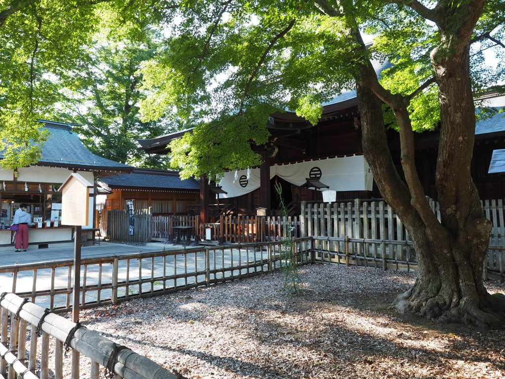 matsushiro-zozan-shrine