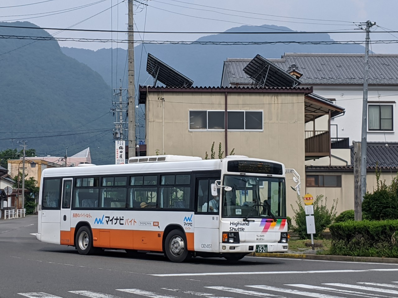 Getting To & Around Matsushiro