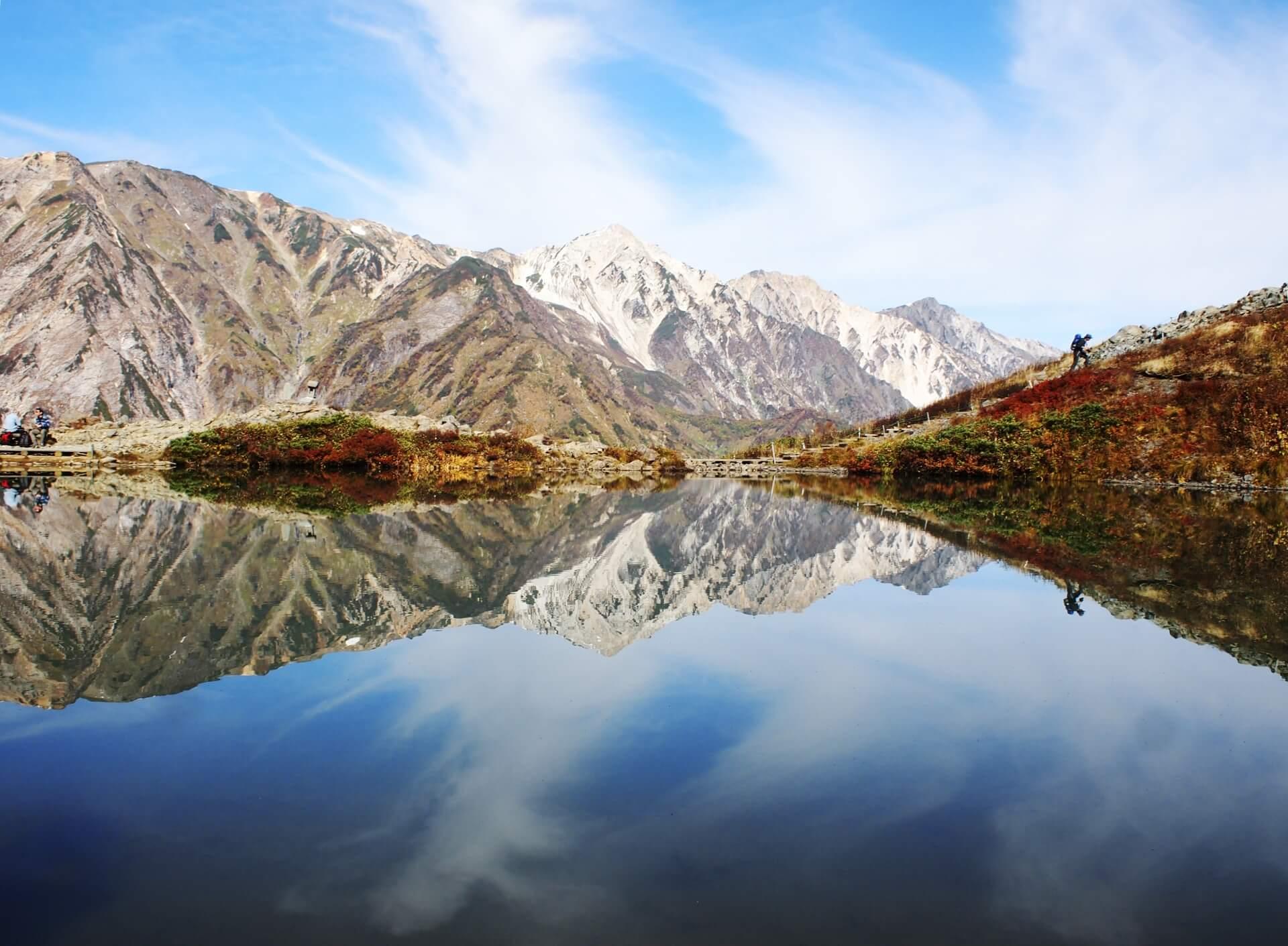 hakuba-Happo-Pond