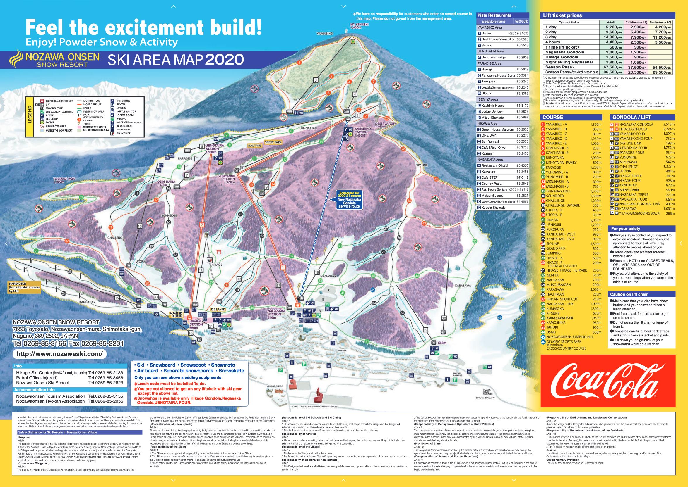 nozawa-onsen-trail-map