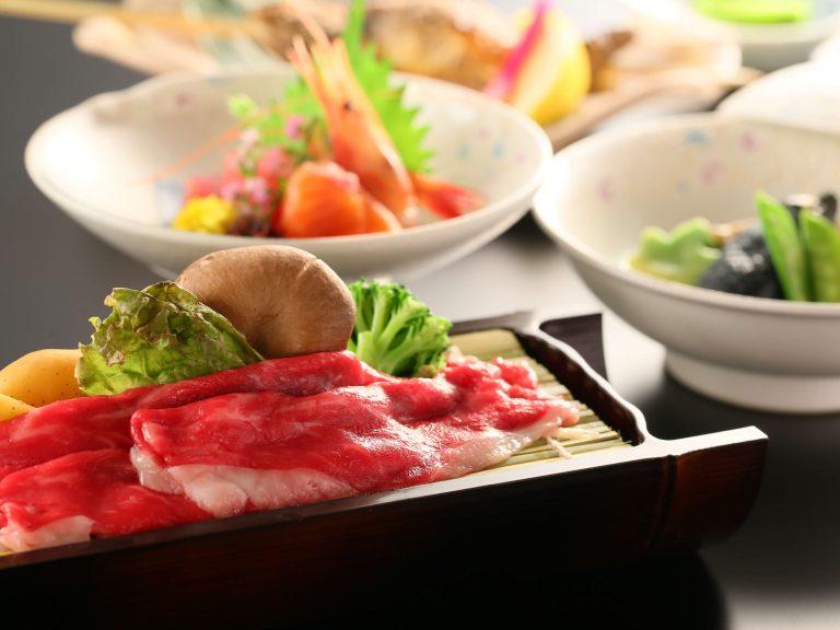 Traditional 'Kaiseki' Meal Service
