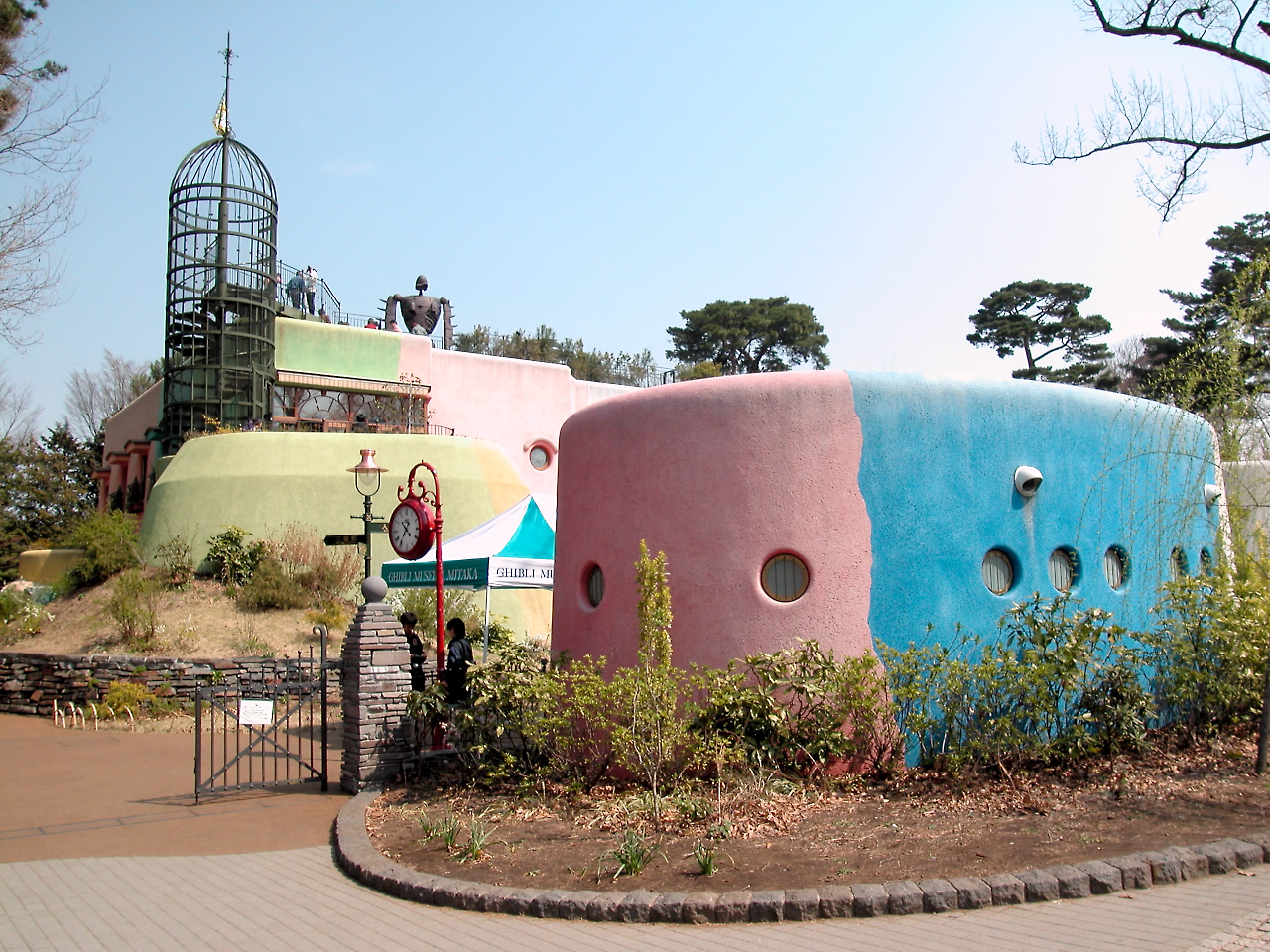 Ghibli-Museum-Mitaka-Tokyo