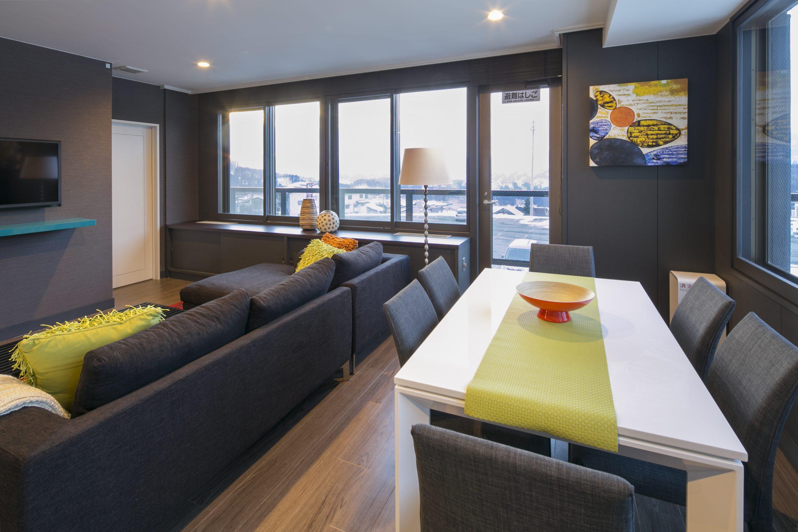 The Ridge Nozawa Apartments