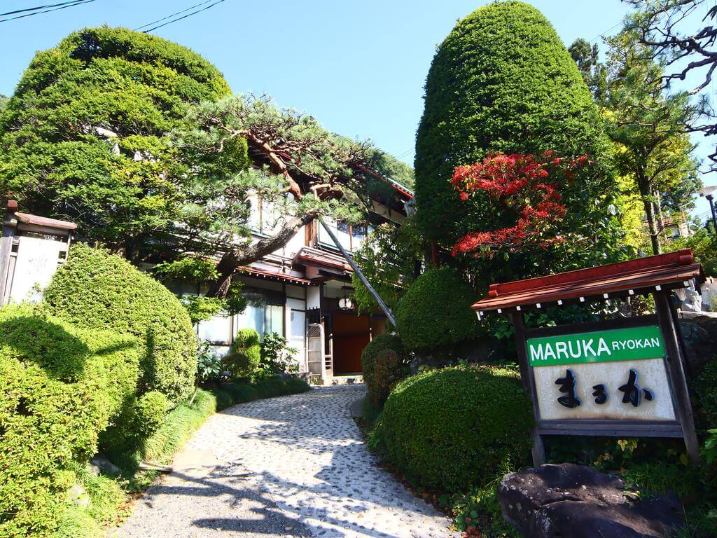 丸香日式旅館