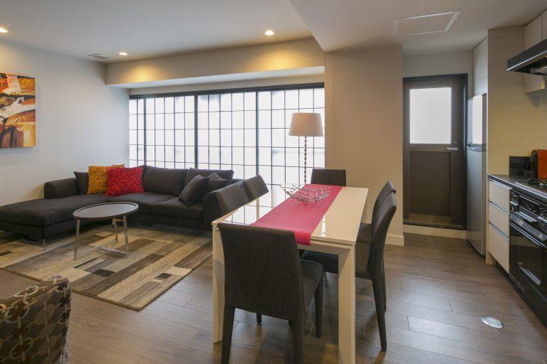 3房室公寓