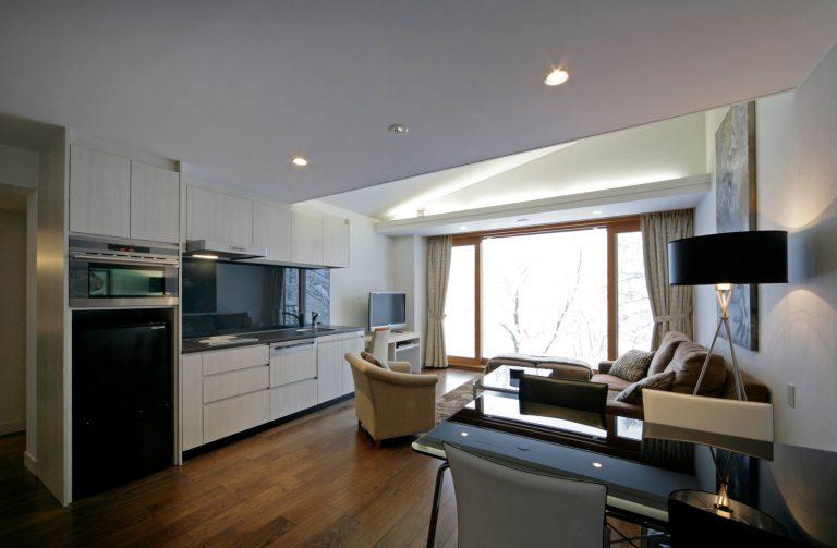 2房室山景公寓