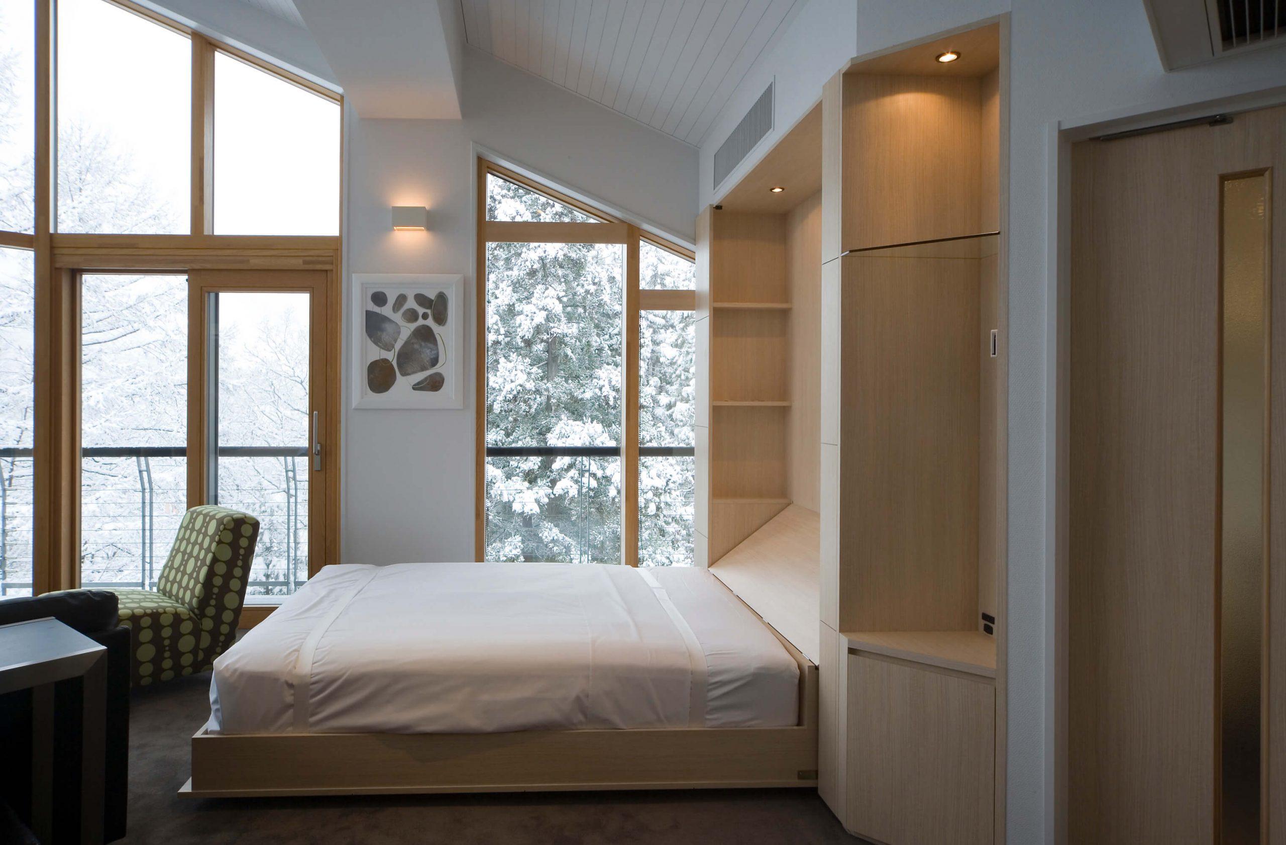 Accommodation in Hakuba