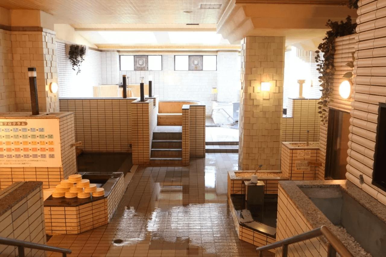 長野湯田中酒店