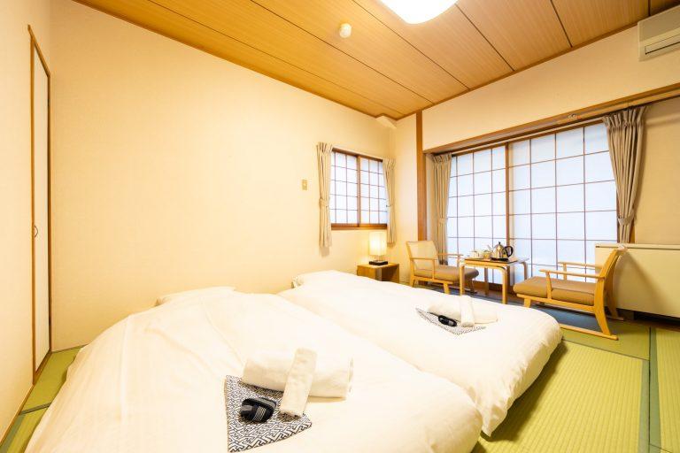 小型双人房间