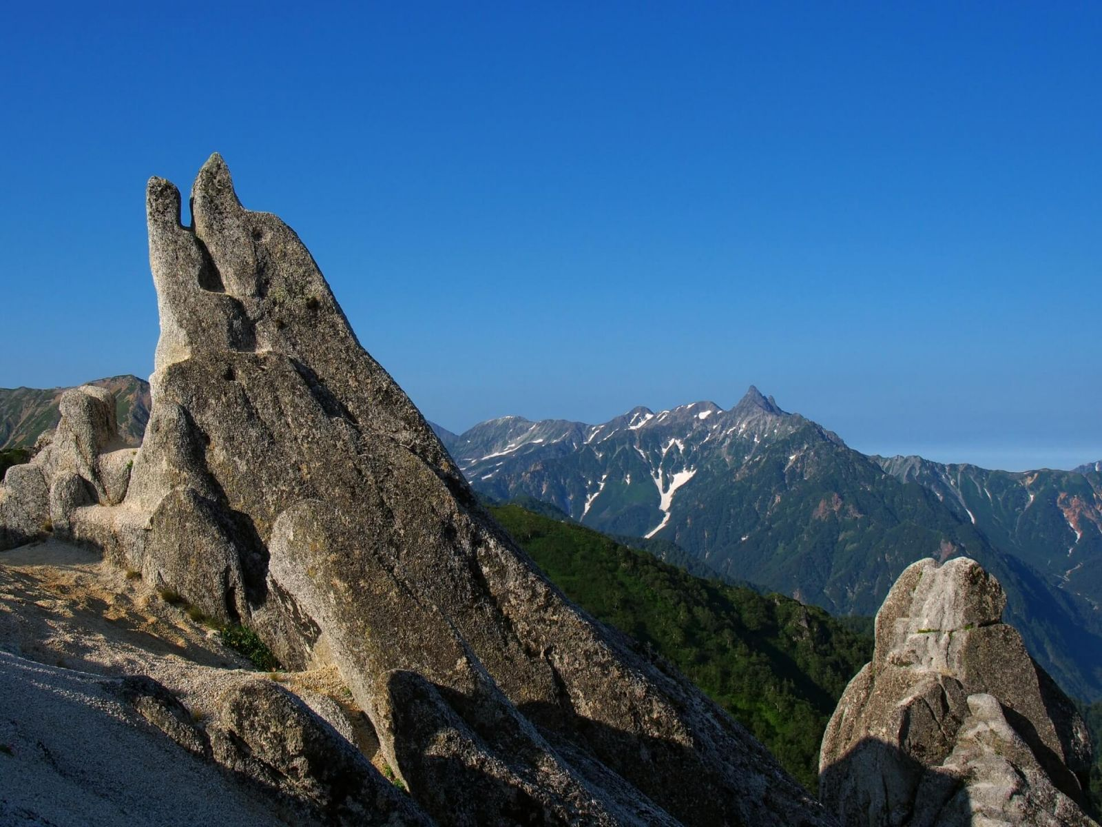 Hike Japan's North Alps Mountain Trails