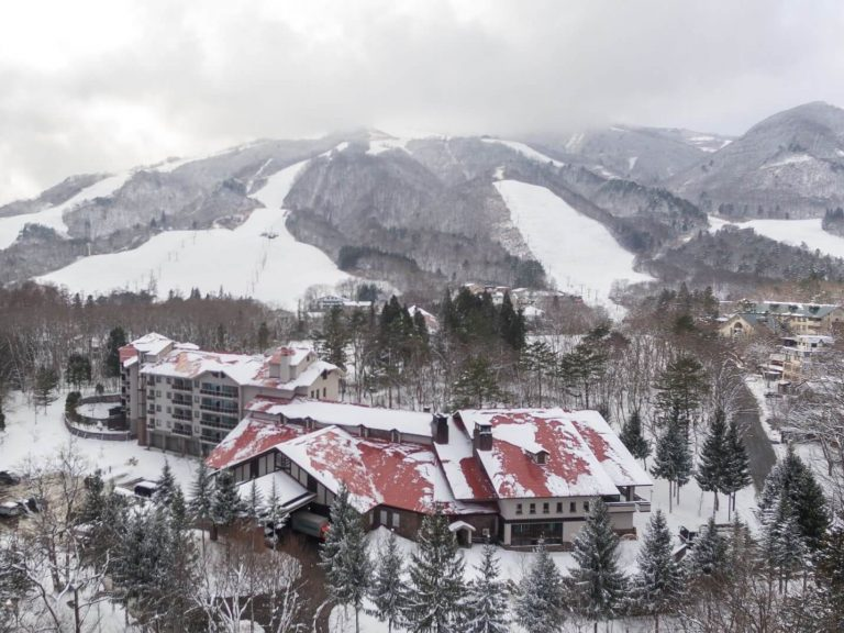 High-end Accommodation in the Heart of Hakuba