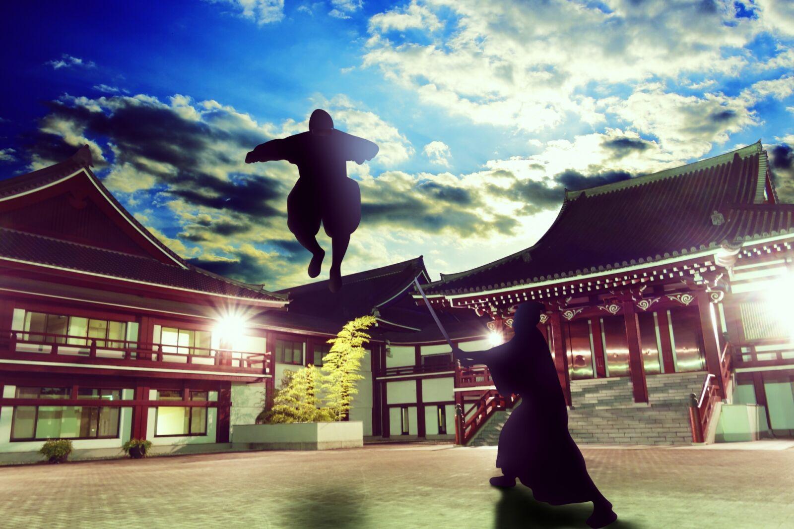 kyoto-ninja