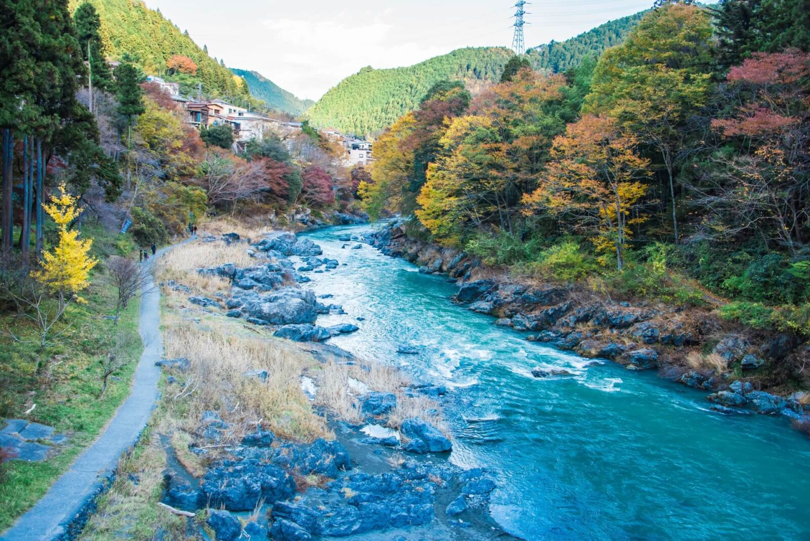 Where to Stay in the Kiso Valley & Nakasendo?