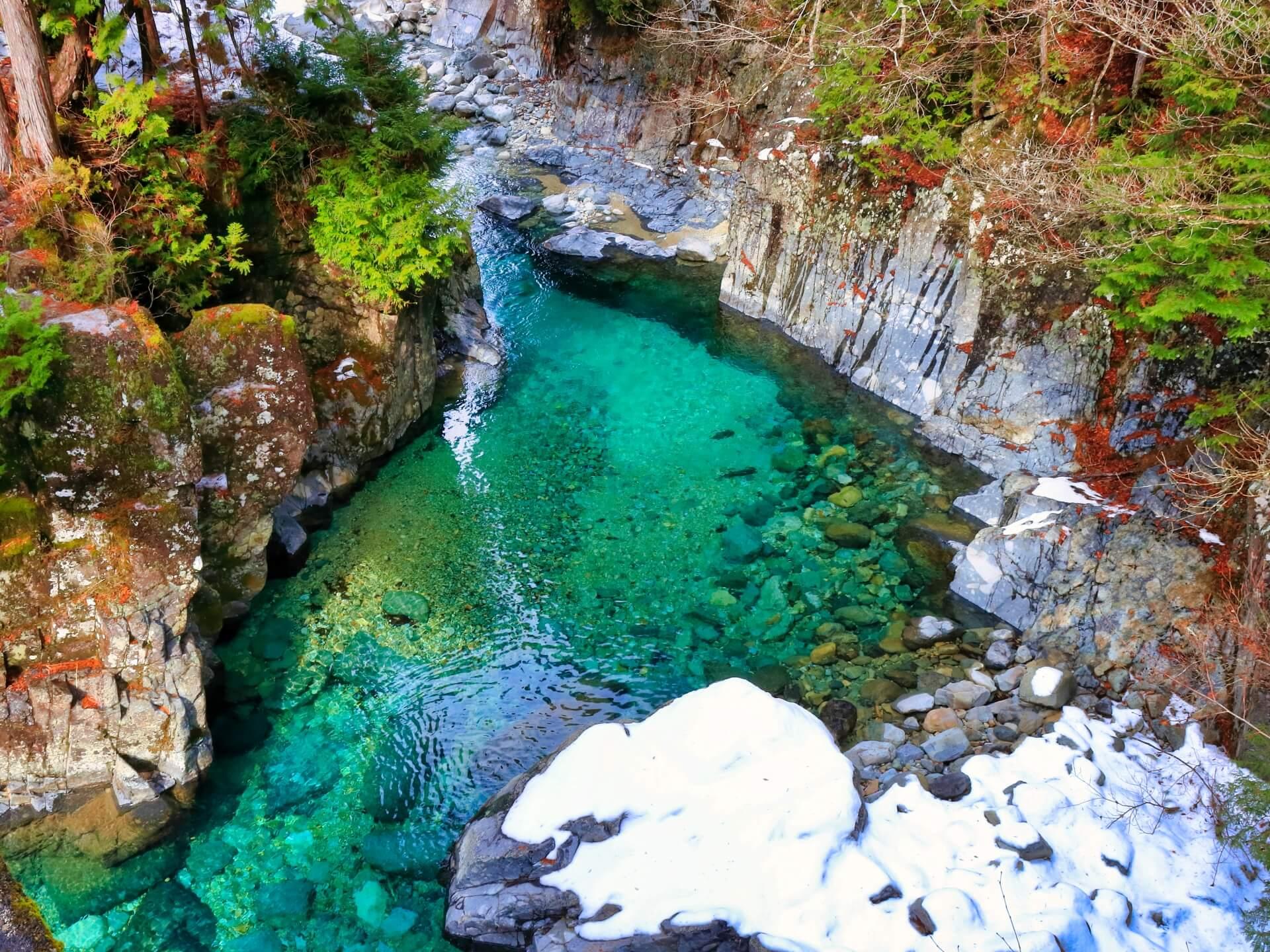 kiso-ontake-river