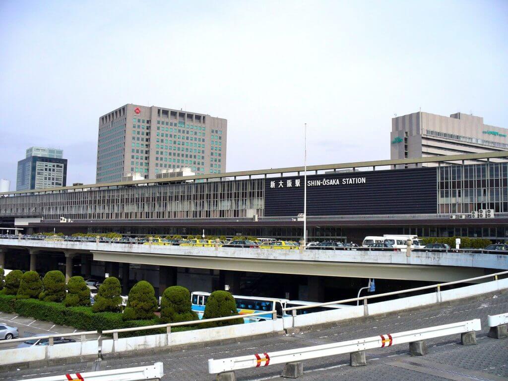 osaka-shinosaka-station